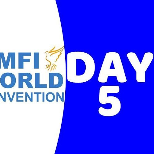 3rd CMFI World Convention 2019: Day 5 - Trusting The Work Of Jesus And Obeying His Word (T. Andoseh)