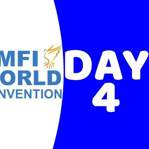 3rd CMFI World Convetion 2019: Day 4 - Books Exhibition (T. Andoseh)