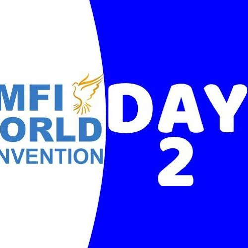 3rd CMFI World Convention 2019 : Day 2 - Jesus Our Model (T. Andoseh)