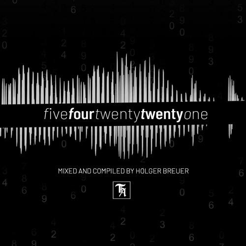 fivefourtwentytwentyone by Holger Breuer