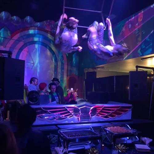 Burning Man Volunteer Appreciation Holiday Party 2019 @ Great Northern SF