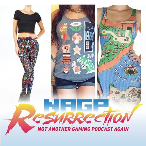 NAGP Resurrection Episode 52: Gamer Fashion is Totally A Thing—Some Costing $5,650