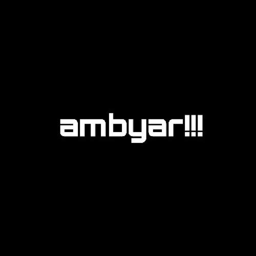 ambyar!!!-pekongDJ(aryaeka)x DJwahyu ft AryaDJ