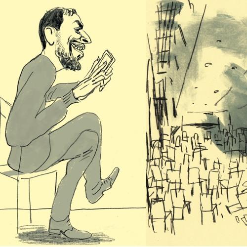 De twitterterrorist in Mohamed Ouaamari