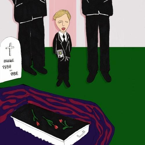 Pieter, het kleine begrafeniszangertje
