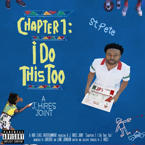 Chapter I:  I Do This Too