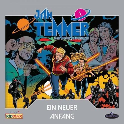 """Interview mit Zauberstern-Records (""""Jan Tenner - Der neue Superheld"""")"""