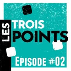 Les Trois Points - Episode #02 Féminisme & Fiction : se réinventer