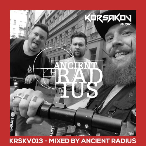 KRSKV013 - Mixed by Ancient Radius