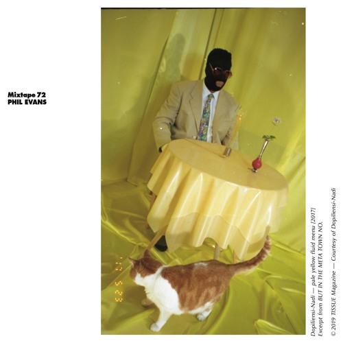 Mixtape 72 by Phil Evans