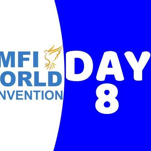 3rd CMFI World Convention 2019: Day 8 - Pastor Tawet Encounters With ZTF