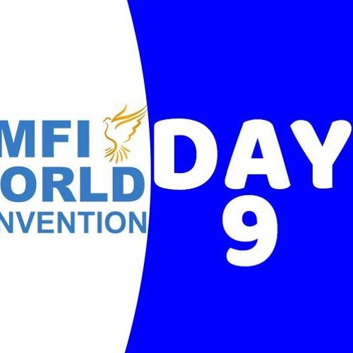 3rd CMFI World Convention 2019: Day 9 - The Making Of Disciples - The Example Of Jesus (T. Andoseh)
