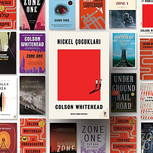 Colson Whitehead hakkında konuşmalıyız - Begüm Kovulmaz