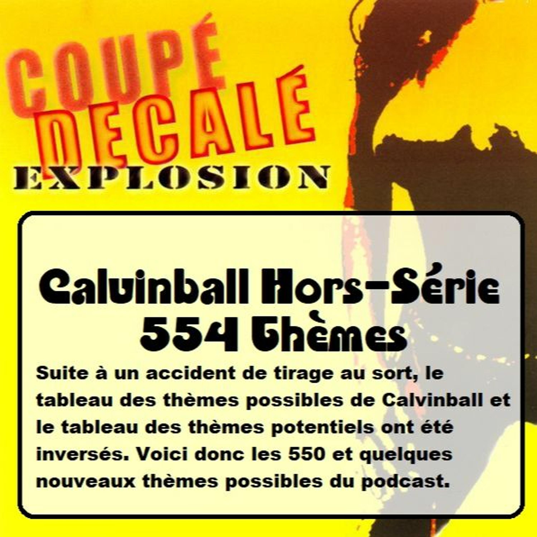 Calvinball Hors Série