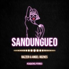 SANDUNGUEO RAZZER FT ANGEL ROZHES (LINK NEW)