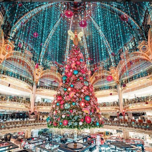 La Ruche de Noël des Galeries Lafayette