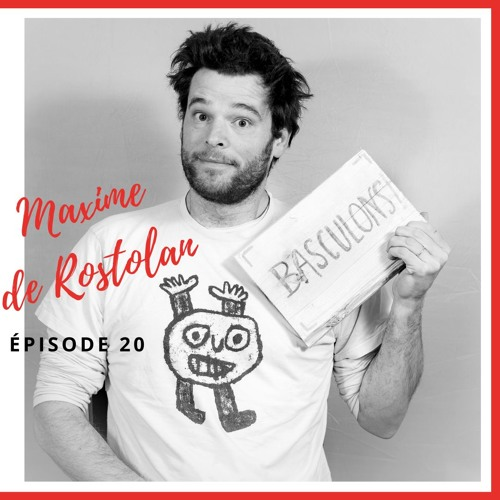 #20 - Maxime de Rostolan - Fondateur de l'association Fermes d'Avenir et de BlueBees.fr