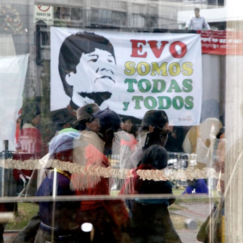The Future Of Democracy In Bolivia, With Gabriel Hetland