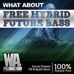 100 Free Hybrid Trap vs. Future Bass Serum Presets & Sounds!