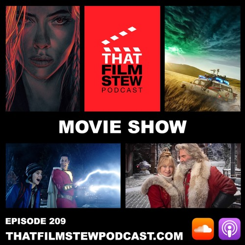 That Film Stew Ep 209 - The Devil Made Me Do It (Movie Show)