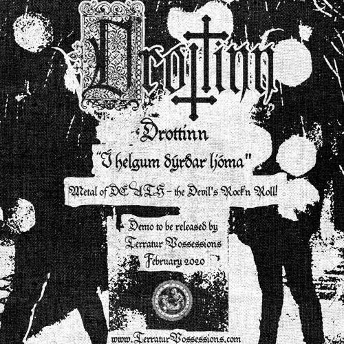 DROTTINN - Af Blóðinu Helgast Blaðið