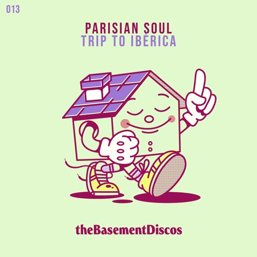 Parisian Soul - TRIP TO IBÉRICA [TBX013]