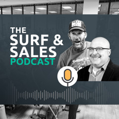 Surf and Sales S1E5  with Sarah Drake