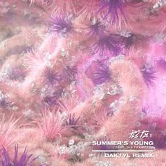 PLS&TY - Summer's Young (feat. Dia Frampton) [Daktyl Remix]