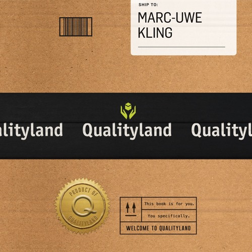 Qualityland by Marc-Uwe Kling, Read by Patricia Rodriguez