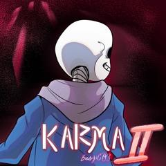 karma. (A Neutral Run Sans Battle Theme) [Updated]