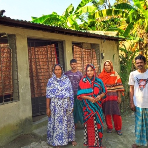 Episode 15 - YOU Can Help Change the World Today! Solving Climate Displacement in Bangladesh