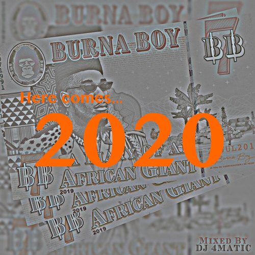 Here Comes 2020
