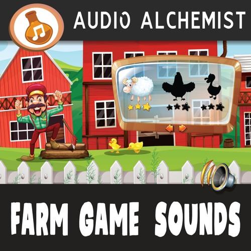 Farm SFX Preview (Sound list on description)