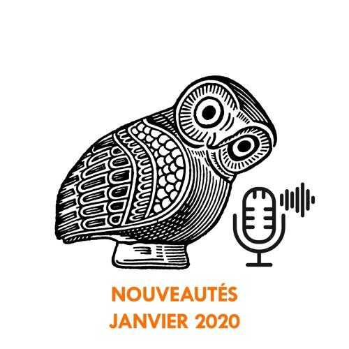 Nouveautés - Janvier 2020