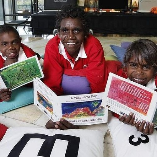 Local Focus - Neil Perry on Literacy Program Indigenous Kids 2019-12-07
