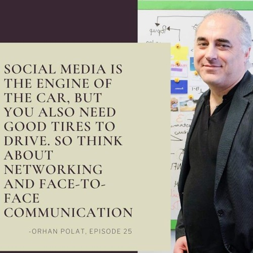 Story of Orhan Polat - Podcast Expat Hour december 2019