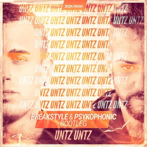 [DQXFREE004] BreakStyle & PsykoPhonic - Untz Untz (Bootleg)