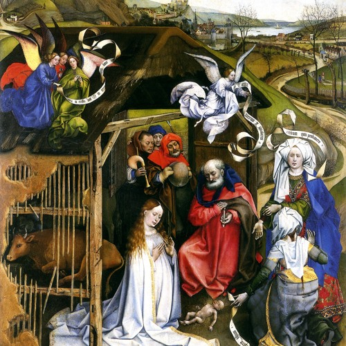 Episode 21: Sane Christmas 6 - Protoevangelium of James(Chapter 2)