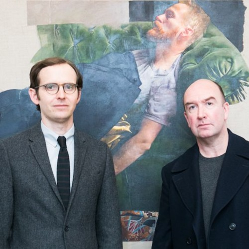 Painter Diarmuid Kelley Interviewed by Art in America's Will Smith