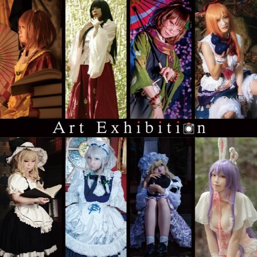 GET IN THE RING C97新作「Art Exhibition」Crossfade demo
