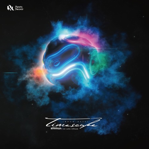 """[RPCD-0022] shimaL 1st solo Album """"Timescape"""" - XFD"""