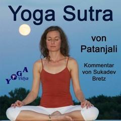 YVS586 Präkognition Im Patanjali – YVS586 – Yoga Sutra - Kap. 3, Vers 16