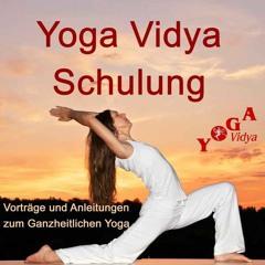 YVS673 Tiefenentspannung - Zusammenfassung – YVS673 – Essenzen Der Yoga - Lehren – Teil 25