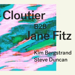 Jane Fitz & Eric Cloutier - B2B At OHM 25.10.2019