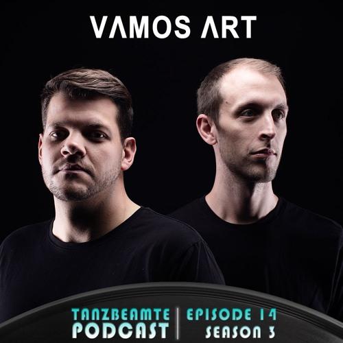 Tanzbeamte S03E14 by Vamos Art - Hypnotic Techno zum Jahresende!