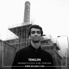 Temujin - Dec 2019