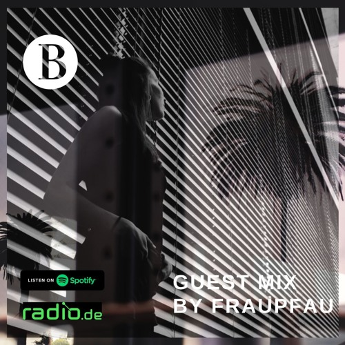 BeachPodcast Guest Mix By FrauPfau
