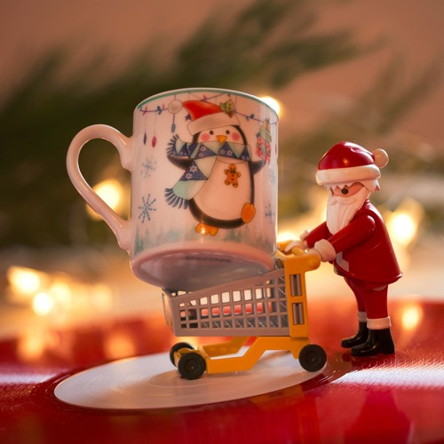 Cup of Christmas -- 2019 Xmas Mix