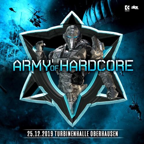 Army Of Hardcore Anthem 2019