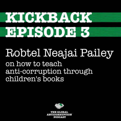 3. Robtel Neajai Pailey on how to teach anti-corruption through children's books
